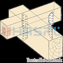 Sparrenpfettenanker 290x2,0 - 2