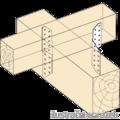 Sparrenpfettenanker 290x2,0 - 2/3