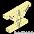 Verbindungsplatte 40x100x3,0 - 2/3