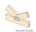 Nagelplatte 24x105x1,0 - 2/3