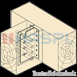 T-Balkenträger Typ 2 160x80x2,0 - 2