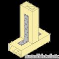 Winkelverbinder 90° Typ 3 40x240x60x3,0 - 2/3
