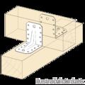Winkelverbinder 90° Typ 4 mit Rippe 65x90x90x2,5 - 2/3