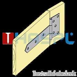 Kreuzgehänge I 195x35x2,5 - 2