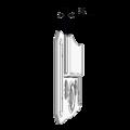 Profilholzkrallen KB3 - 3/3